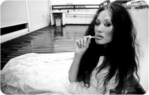 SUSIE WONG SMOKING