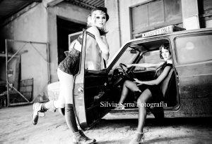Car girl